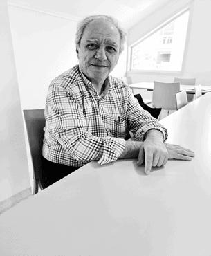 Generell kirurg Stephan Barbari i Sarpsborg